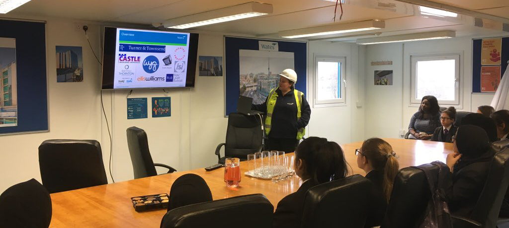 IWD2019: Women in construction with Wates Group