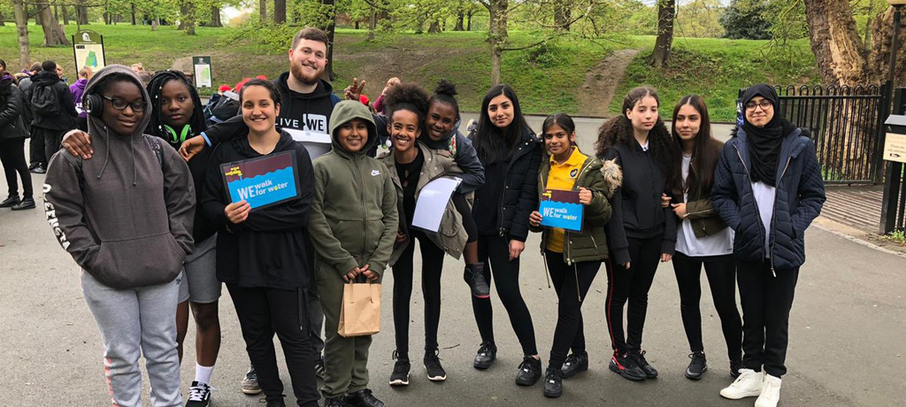 Stephen Lawrence Committee Walk for Water