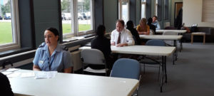 Mock interviews with Ahead Partnership