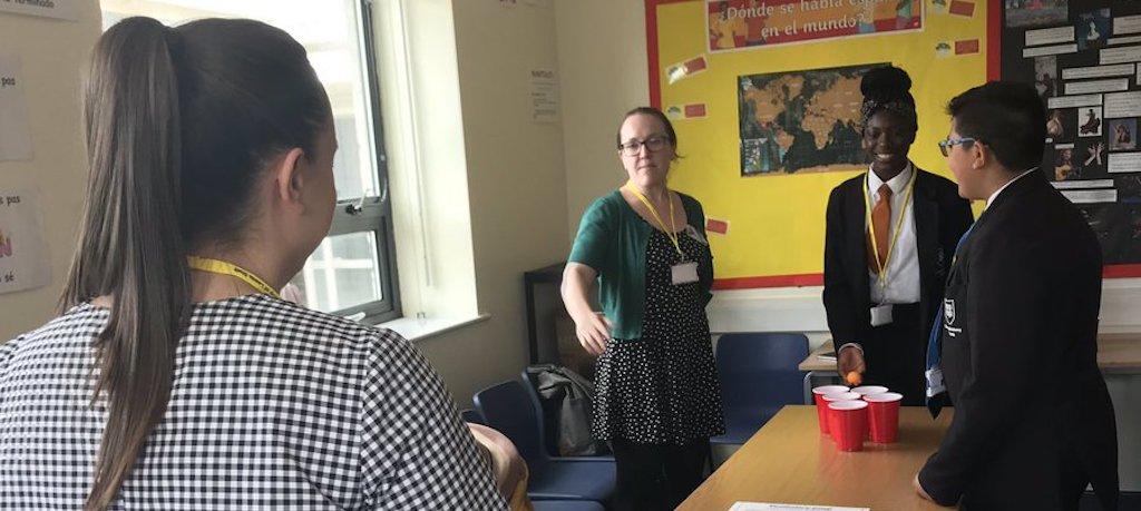 We hosted a free MFL CPD event