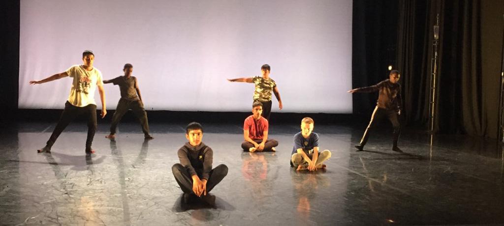 Phoenix Dance No Bounds Project