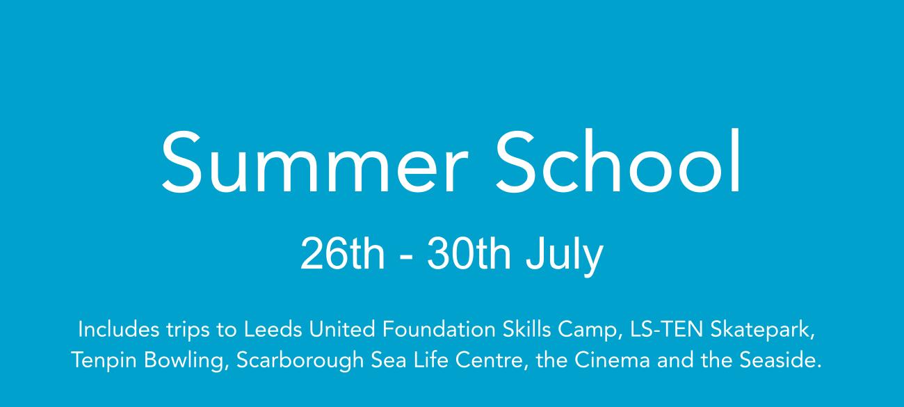 Summer School 2021 – Update